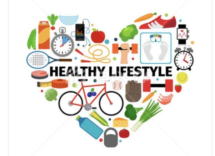 健康になる為のたった4つのこと🤗
